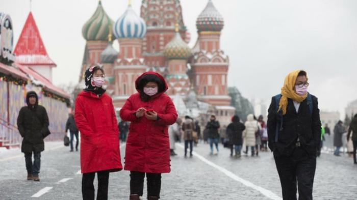 Rusiyada bir gündə 10 559 yoluxma qeydə alındı