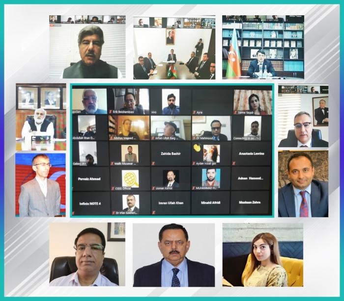 CGSS and Embassy of Azerbaijan to Pakistan organize webinar on leadership skills during crisis management