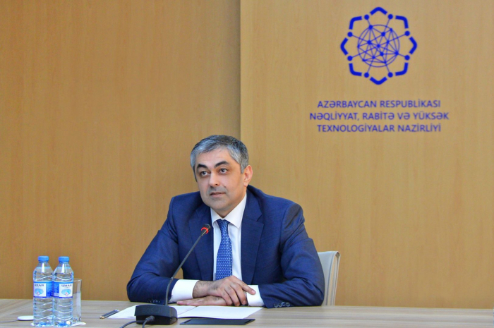 Minister: Concept for integration of all Azerbaijani smart systems under discussion