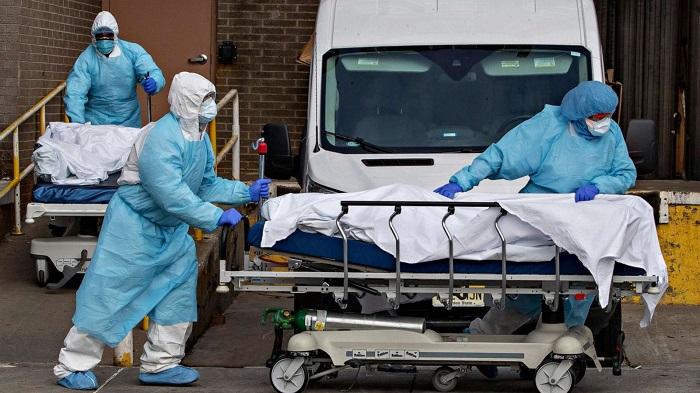 İspaniyada daha 39 nəfər virusun qurbanı oldu