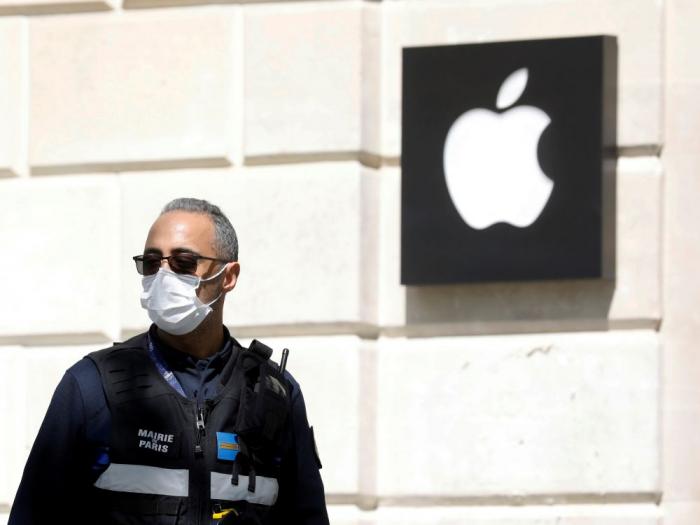 Apple va rouvrir cette semaine certaines boutiques aux Etats-Unis