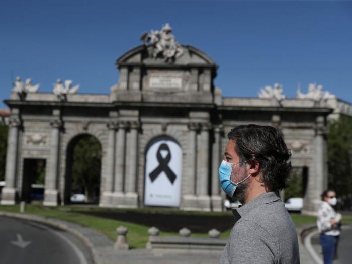Coronavirus: moins de 50 décès en 24 heures en Espagne, une première en deux mois