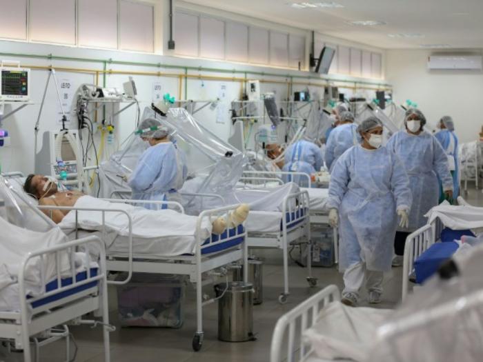 Coronavirus: près de 1.200 morts en 24 heures au Brésil, un record