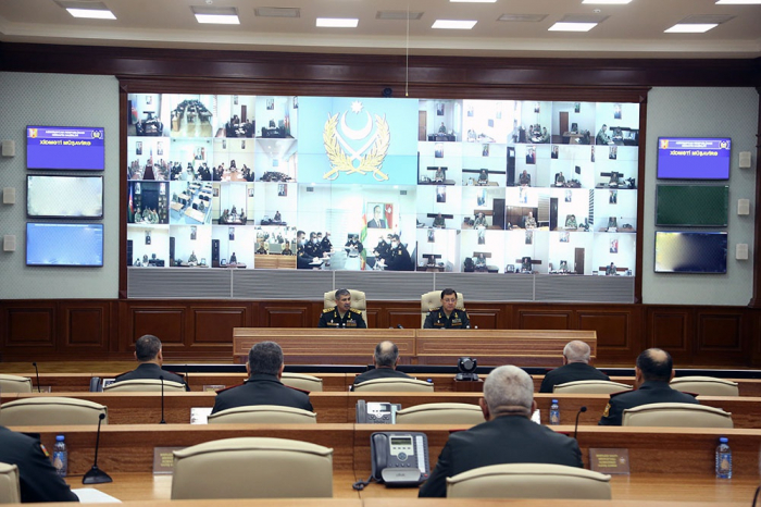 """Supreme Commander-in-Chief highly appreciates the combat capability of the Azerbaijan Army"" - Defense Minister"