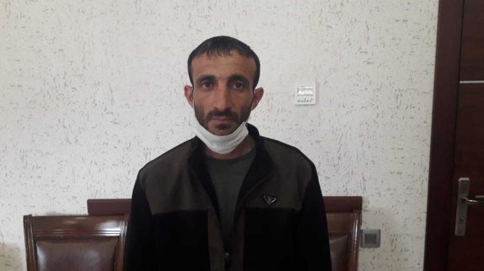 Yevlaxda 78 yaşlı qadın qarət olunub - FOTO