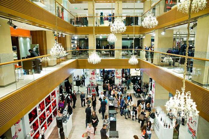 """İri ticarət mərkəzləri və """"Mall""""lar açıldı"""