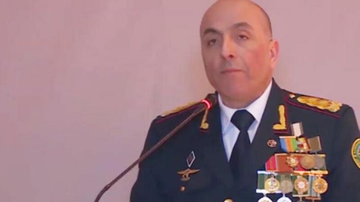 General Əfqan Nağıyev barəsində həbs qərarı verildi