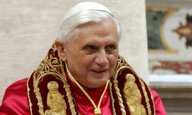 Ex-pope Benedict XVI accuses opponents of wanting to silence him