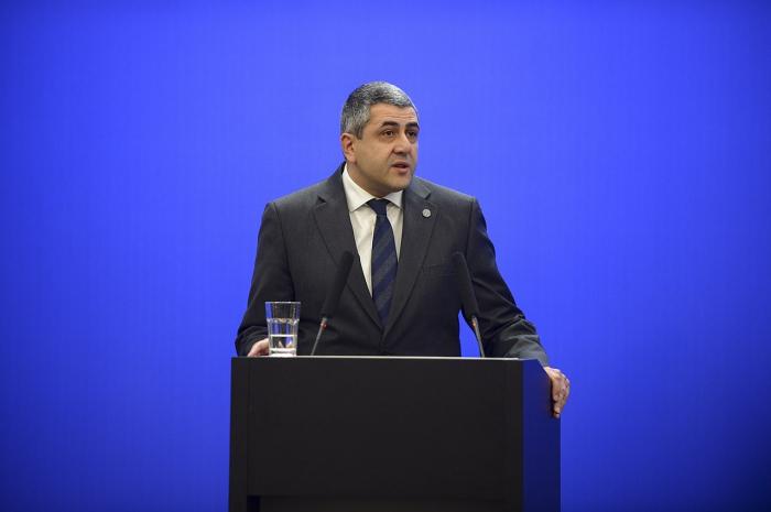 Secretary-General of the United Nations World Tourism Organization congratulates President Aliyev