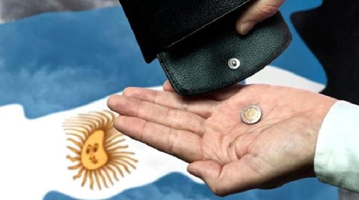 Argentina 9-cu iflasın astanasındadır
