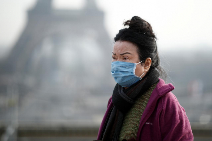 Fransada daha 110 nəfər koronavirusdan öldü