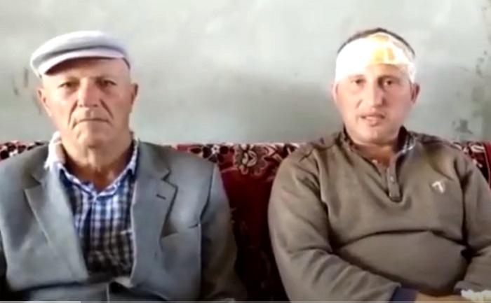 Goranboyun İcra Hakimiyyətində vətəndaşlar döyülüb? - VİDEO