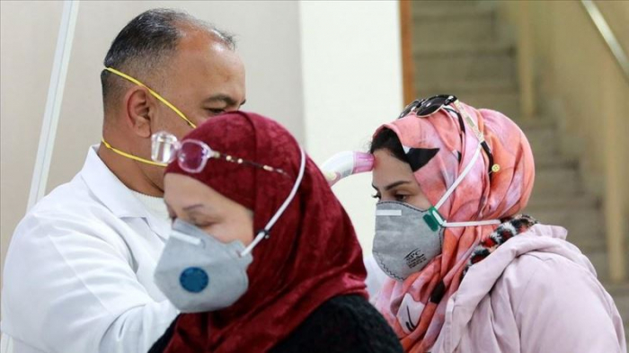 İranda pandemiya qurbanlarının sayı 6733 oldu