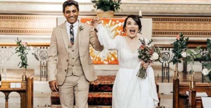Koronavirus onlara mane ola bilmədi:  Xəstəxanada evləndilər - FOTOLAR