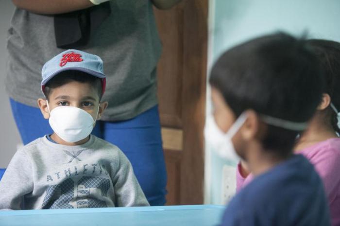 Does delta variant make children sicker than earlier versions? -  iWONDER