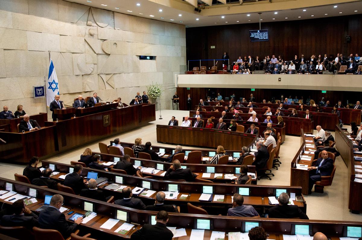 İsrail parlamenti yeni hökuməti təsdiqlədi