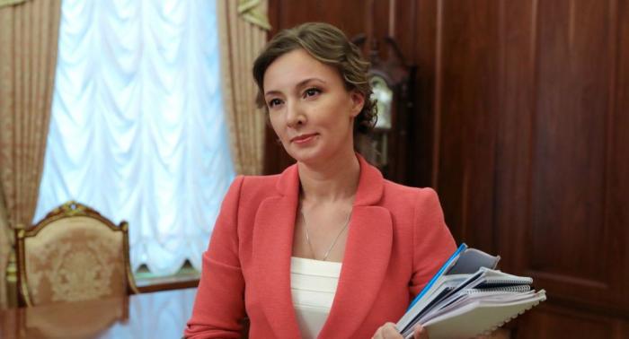 Rusiya ombudsmanı 7-ci dəfə ana oldu