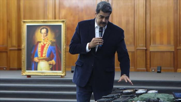 Amerikalılar Maduronu oğurlamaq istəyib - VİDEO