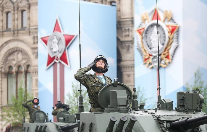 Victory Day parade rehearsal to begin on June 8 in Russia