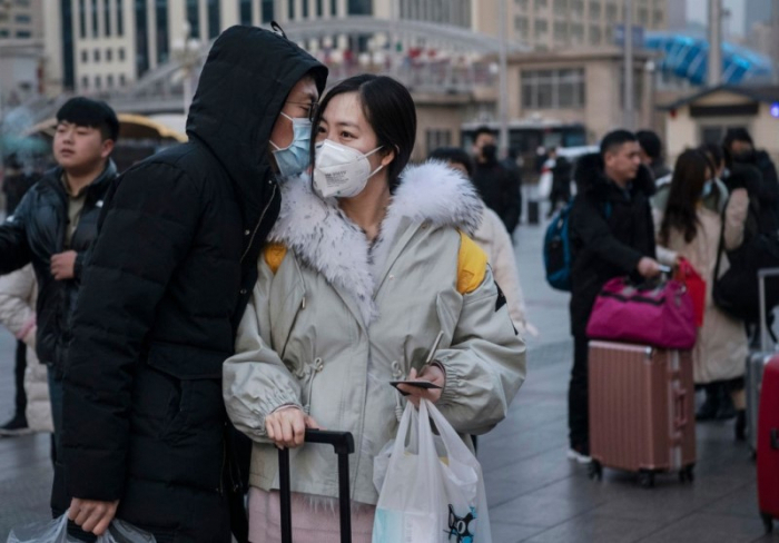 Çində son sutkada 15 yoluxma qeydə alındı