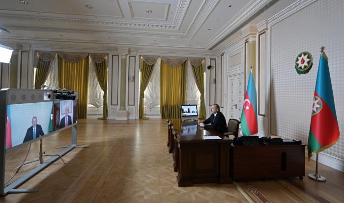 """Prezident: """"İndi biz həm də məsuliyyət və intizam göstərməliyik"""""""