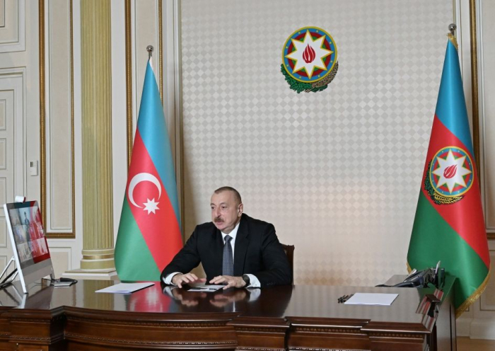 President Ilham Aliyev: In case of second wave of coronavirus in Azerbaijan, we have enough additional beds in hospitals