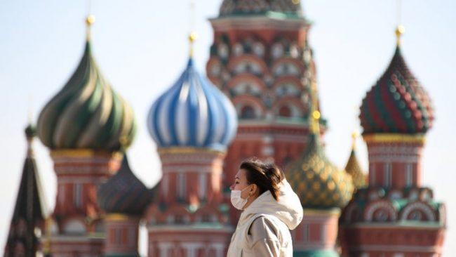Coronavirus: record quotidien de morts en Russie