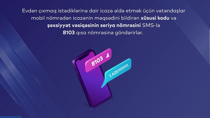 SMS icazə sistemi ləğv olunur - RƏSMİ