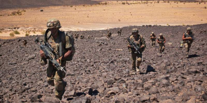 French foreign legion soldier dies after being wounded in Mali