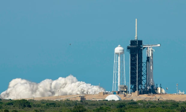Elon Musk's SpaceX to launch first astronauts from US soil since 2011