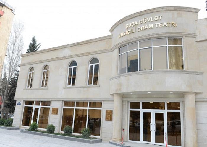Qarabağ mədəniyyətinin canlı yadigarı -  Şuşa teatrının yubileyidir
