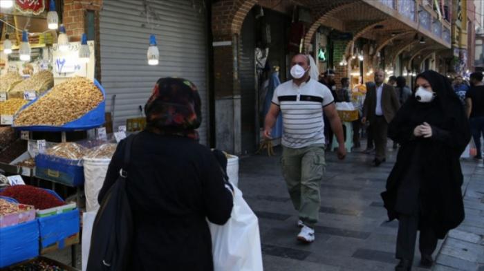 İranda koronavirusa yoluxanların sayı 131 mini keçdi