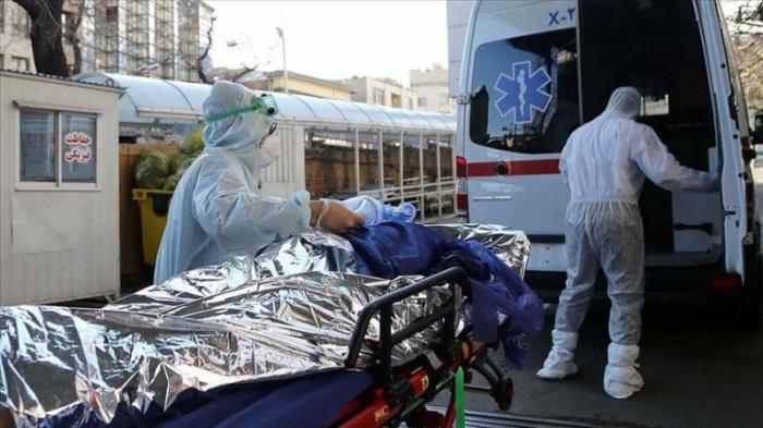İranda daha 57 nəfər koronavirusdan öldü