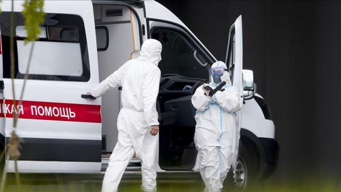 Coronavirus:   nouveau record de décès en 24 heures en Russie