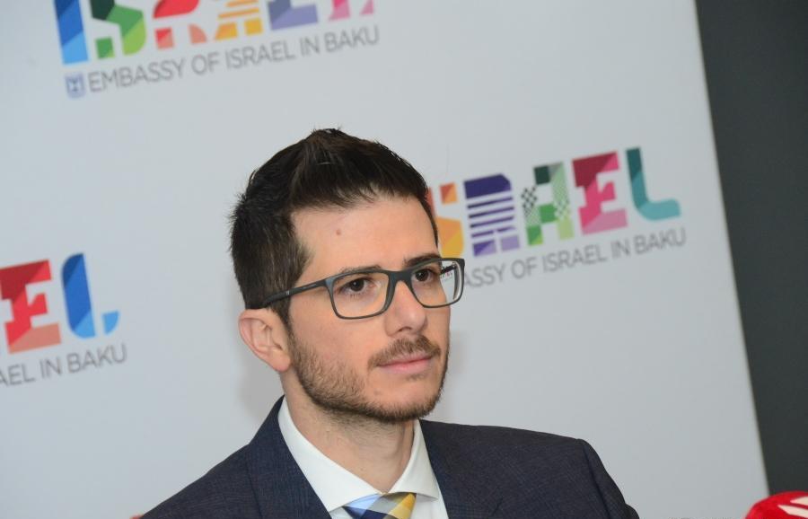 Israeli Ambassador is targeted by Armenian Lobby - OPINION