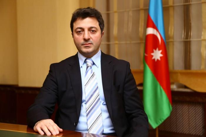 İcma rəhbəri erməni ombudsmana cavab verdi