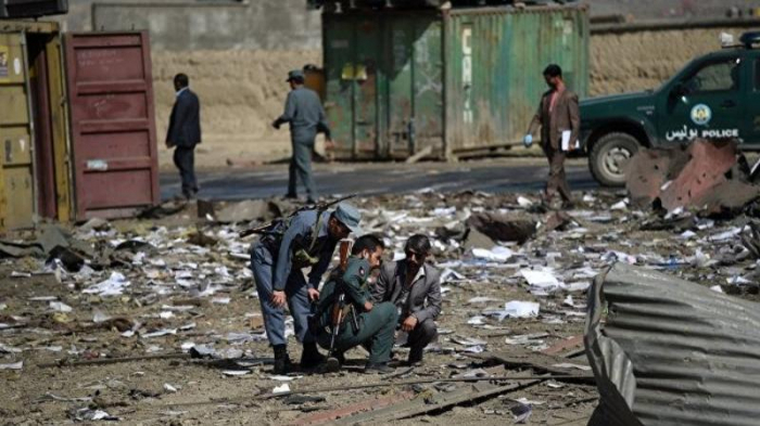 Şeyxin dəfnində partlayış - 17 nəfər öldü