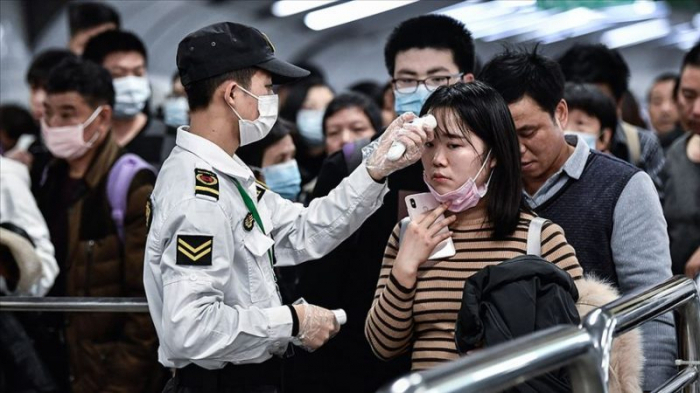 Çində son sutkada 18 yoluxma qeydə alındı