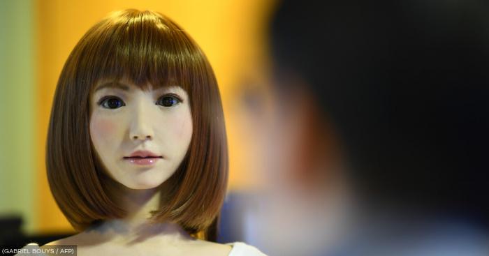 Cinéma : un robot décroche le rôle principal d