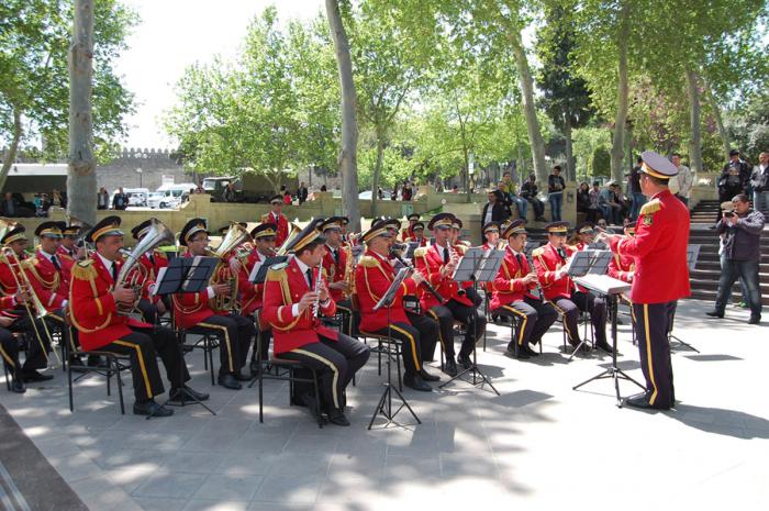 Orduya həsr olunan konsert proqramı hazırlanıb