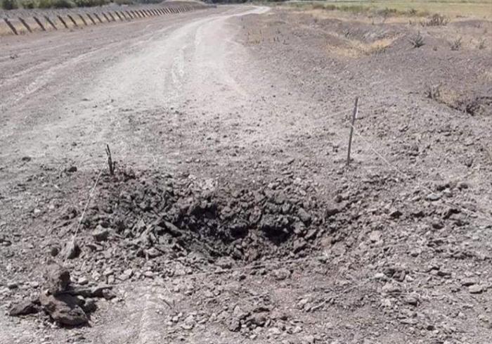 Armenia commits provocation in Azerbaijan