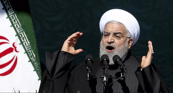 تعليق ناري من روحاني على مقتل فلويد: إنه بأوامر من رئيس البيت الأبيض