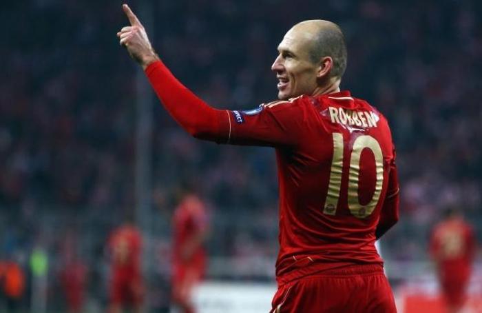 Robben yenidən futbola qayıdır