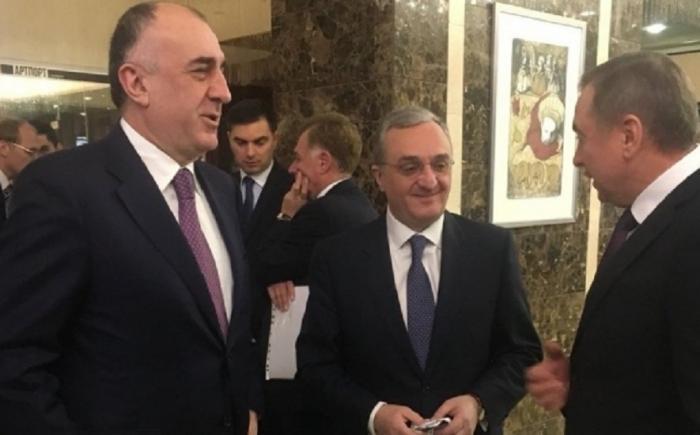 Azərbaycan və Ermənistan XİN başçıları danışıqlar aparacaq
