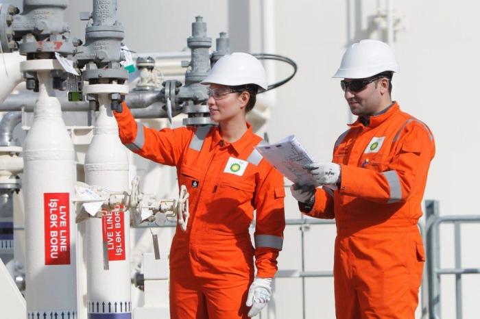 BP-nin neft-qaz layihələrinə xərclədiyi vəsait açıqlandı