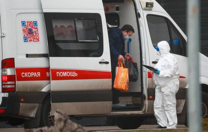Rusiyada koronavirusa yoluxma sayı 450 minə çatır