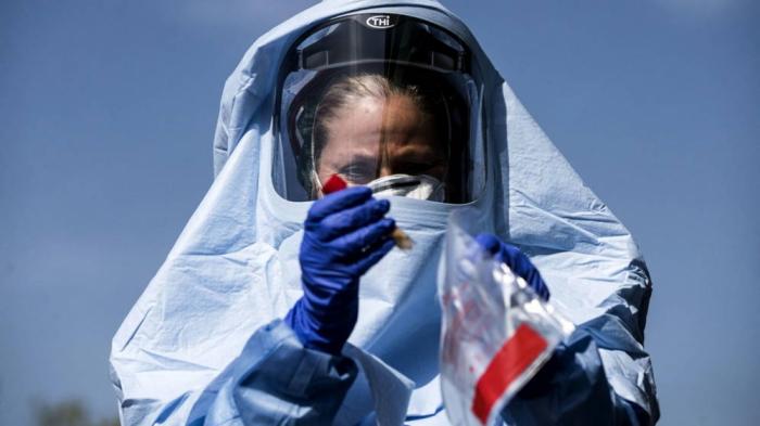 İtaliyada 270 yeni yoluxma qeydə alındı