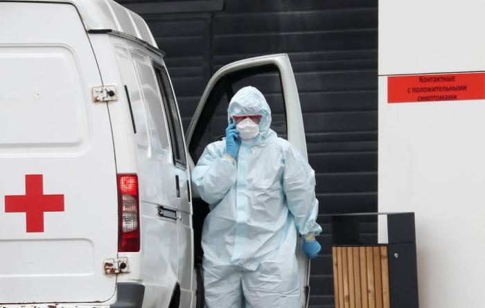 Rusiyada 6948 nəfər pandemiyanın qurbanı oldu