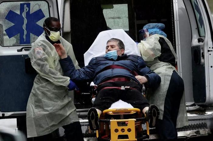 ABŞ-da daha 846 nəfər pandemiyanın qurbanı oldu