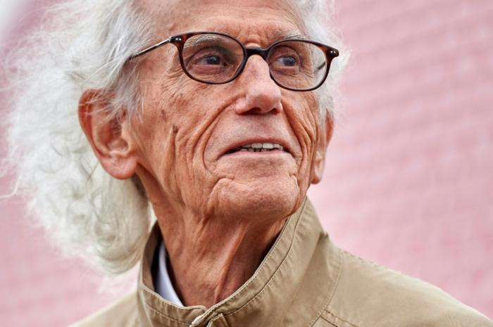 Verhüllungskünstler Christo im Alter von 84 Jahren verstorben
